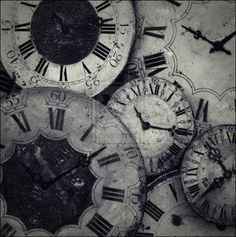 Time plays a significant role in The Night Circus. It is constantly manipulated in this novel to fit a character's wants and needs. We All Mad Here, Wicca, Circus Aesthetic, Aesthetic Space, Old Clocks, White Clocks, Vintage Clocks, Night Circus, Black Parade