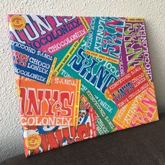 Tony Chocolonely Art