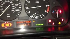 awesome Check Engine Light On 1997 BMW 528i :Taking A Look