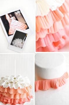 Sprinkle Bakes shows you how she created this amazing ruffle cake!
