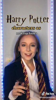 Harry Potter Gif, Harry Potter Makeup, Harry Potter Outfits, Harry Potter Pictures, Harry Potter Universal, Harry Potter Characters, Harry Potter Nail Art, Maquillage Harry Potter, Hogwarts