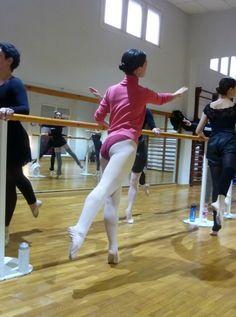 Danza Ballet® Senior Vagánova Clase 23/1/2016 Sábado 9.30 a 11.30 hrs