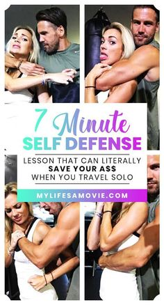 Learn basic self defense techniques, and other important tips for always being prepared and safe whe Self Defense Moves, Self Defense Techniques, Self Defense Weapons, Best Self Defense, Personal Defense, Self Defense For Women, Krav Maga, Solo Travel, Travel Tips