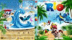 Rio  Blu-ray Custom Cover
