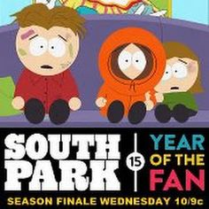 South Park,  one of the funniest Television shows ever to come onto the air...not to mention its may be the funniest cartoon ever created as well hahahha