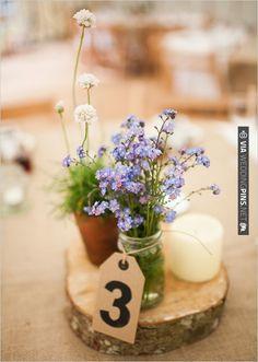 diy wedding centerpiece ideas   VIA #WEDDINGPINS.NET
