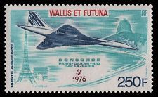 Wallis - & Futuna-îles-mi-Nº 274 ** - Avion/Airplane-Concorde