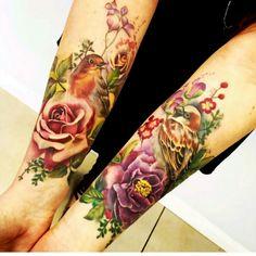 Beautiful tattoo xo ❤️