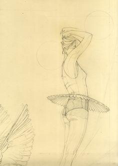 Drawings 2005 - 2012 - FEDERICO INFANTE