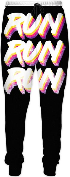 Get this product at RageOn! Jogging Bottoms, Running, Keep Running, Why I Run, Lob