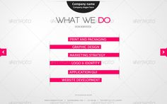 Minimal PowerPoint Template - GraphicRiver Previewer