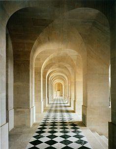 theladyintweed:  TheLadyInTweed  Robert Polidori- Versailles