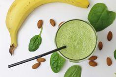 Recept voor een gezonde groene smoothie; voor iedereen die denkt aan een gezonde week te beginnen... Lees verder voor het recept