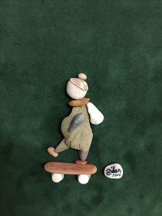 Pebbleart skateboard kids by gülen                                                                                                                                                                                 More
