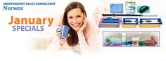 2015 January USA Specials Facebook Banner Book your party today Tiffany Teel. www.TiffanyTeel.norwex.biz