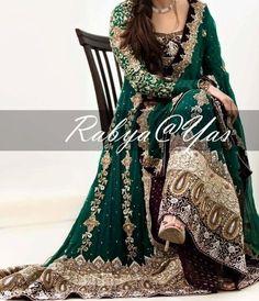 Pakistani Designer Rabya Aayas