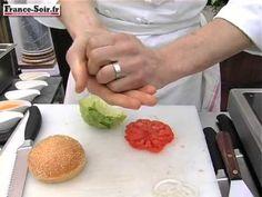 Recette - Le hamburger façon Ralph Lauren