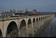 RailPictures.Net Photo: 4270 Norfolk Southern EMD F9(A) at Harrisburg, Pennsylvania by Norfolk Southern Corp
