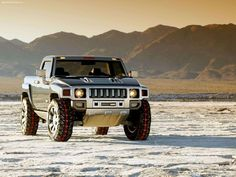 Find more HUMMER H3T Photos and Reviews, Features and Specifications at AutoInfoz.com
