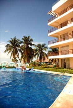 Isla Mujeres Vacation Rental - VRBO 119775 - 2 BR Quintana Roo Condo in Mexico, Ixchel Ocean Front Penthouse Lounge 504 Cecilia Heard