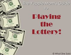73 Best Play Lottery images in 2012 | Play lottery, Play