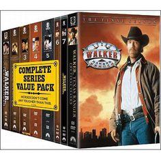 Walker, Texas Ranger: The Complete Series (Full Frame)