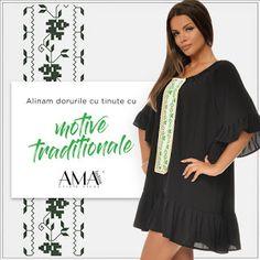 tinuta_cu_motive_etnice_si_populare4 Kimono Top, Tops, Women, Fashion, Moda, Fashion Styles, Fashion Illustrations, Woman