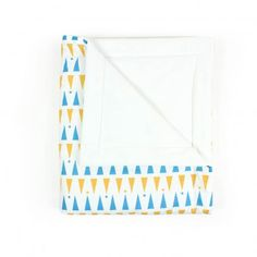 Nobodinoz Yellow and Blue Triangle Quilt 70x80,100x145 Details : Cotton, Polyester * Color : Blue, Yellow, White * Size S : 70 x 80 cm, Size M : 100 x 145 cm, * Hand wash only * Made in : Spain http://www.MightGet.com/january-2017-13/nobodinoz-yellow-and-blue-triangle-quilt-70x80-100x145.asp