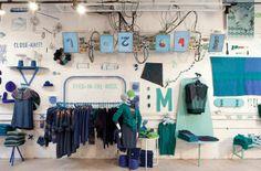 United Colors of Benetton: Una Concept Store en NY que combinó arte, diseño y moda