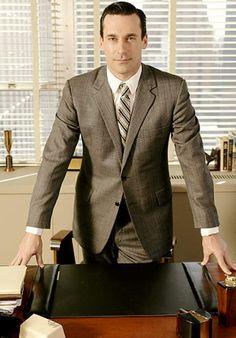 "Jon Hamm as ""Don"" Draper in ""Mad Men"" (TV Series)"