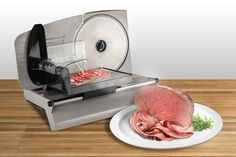 Kogan Electric Deli Meat & Food Slicer - Buy your Kogan Electric Deli Meat & Food Slicer from Kogan