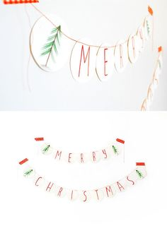 Mer Mag: New Christmas Printables in the Shop!