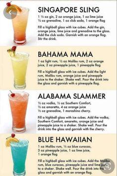 Summer Drinks, Cocktail Drinks, Cocktail Recipes, Cocktails, Orange Juice, Lime Juice, Diet Drinks, Alcoholic Drinks, Valentine Desserts