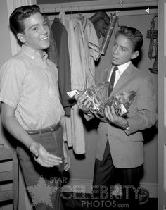 donna reed show | The Donna Reed Show Photo 1062 Paul Petersen Johnny Crawford | eBay