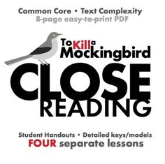 Where can I find a review of to kill a mockingbird online?