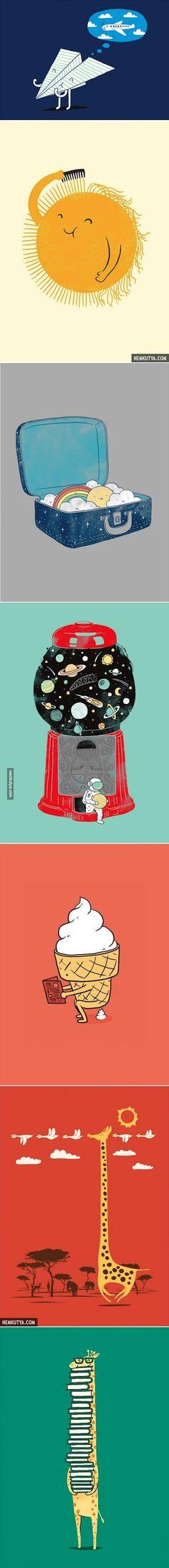 Nemkutya.com - Tüneményes rajzok, melyek mosolyt csalnak az arcodra! :)