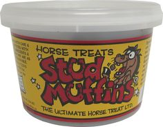 Stud Muffins Horse Treat
