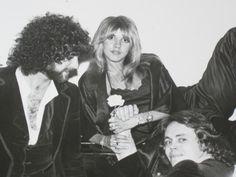 Lindsey, Stevie & Walter Egan holding Stevie's hand