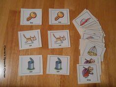 Carrie's Speech Corner:  DIY Artic Cards