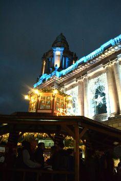 Belfast Christmas Market Christmas In Ireland, Belfast, Marketing