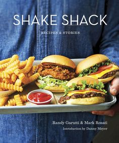 Book spills origin tidbits, recipes from land of Shake Shack So says its creator, restaurateur Danny Meyer, in a new book full of origin tidbits and recipes from the land of the longest lines.