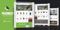 Pharmacy V1.8.7  Woocommerce WordPress Responsive Theme