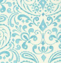 Fabric for crib- cumari gardens, free spirit