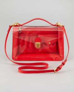See through bag Marc by Marc Jacobs
