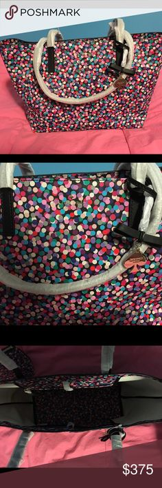 """Kate Spade 2017 limited edition """"ryan"""" bag Never used before and is a 2017 limited edition that could only be found on January 1st, 2017 in a handful of stores around the world. Be one of the lucky people to hold this adorable limited edition Kate Spade bag. kate spade Bags Shoulder Bags"""