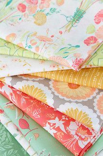 reminisce by bonnie christine for art gallery fabrics | by bonniechristine