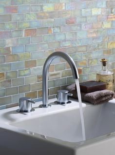 Taps and accessories in timeless Scandinavian design