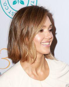 jessica alba balayage short hair - Google zoeken