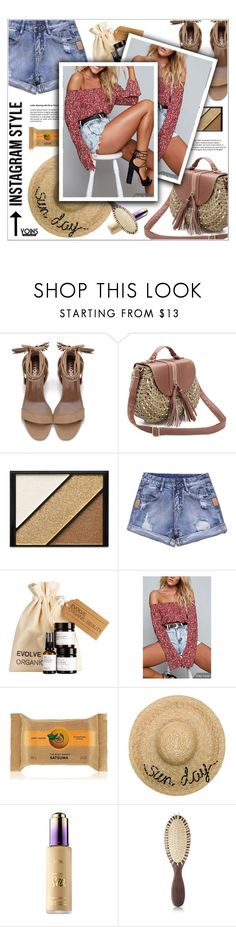 """""""Yoins"""" by shambala-379 ❤ liked on Polyvore featuring Elizabeth Arden, Eugenia Kim, tarte, Christophe Robin, 60secondstyle, yoins, yoinscollection and loveyoins"""