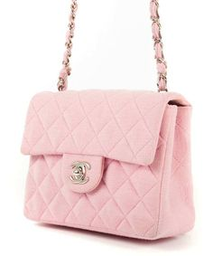 Chanel Quilted Shoulder Chain Bag